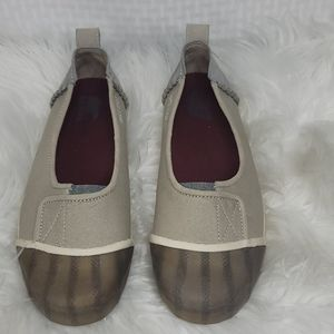 Sorel Sentry slip on shoes size 8 great cond